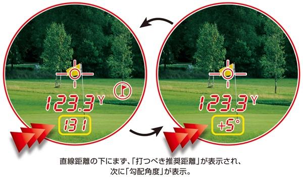 ゴルフ用レーザー距離計 ピンシーカープロX2ジョルト 日本正規品 完全防水